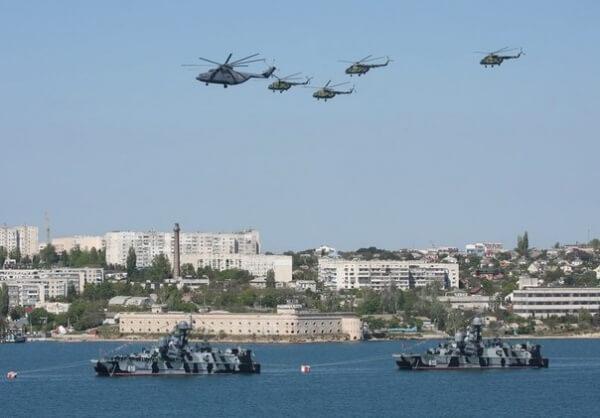 день ВМФ РФ 2015