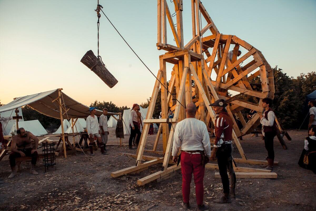 военно-исторический фестиваль в крыму 2016