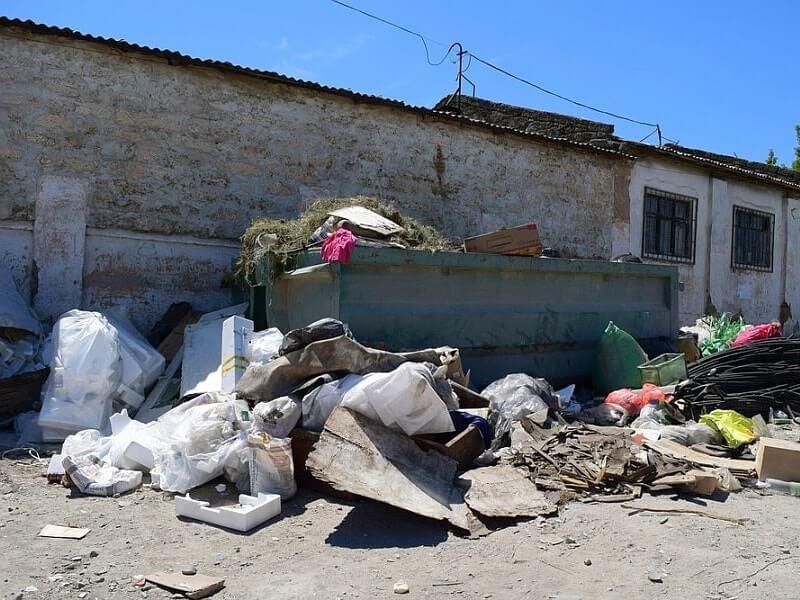 стихийная свалка - Симферополь